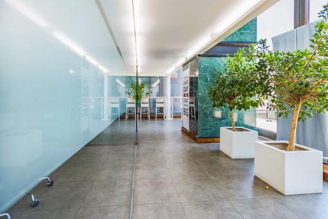 Meeting areas Rocket Hub Lisboa