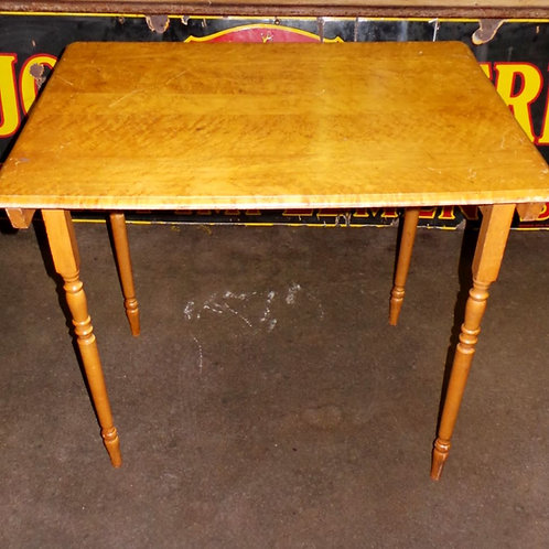 Maple Folding Table