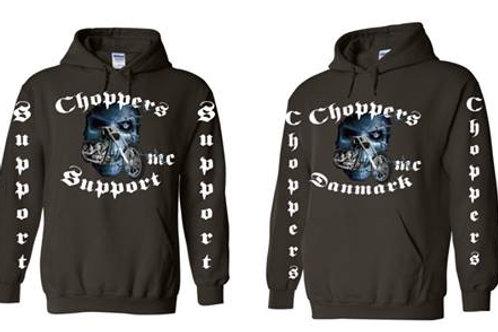 Choppers Hættetrøje