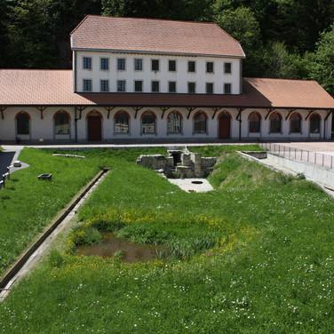 Moulins souterrains
