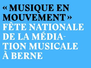 Samedi 26 novembre, c'est la Fête nationale de la médiation musicale !