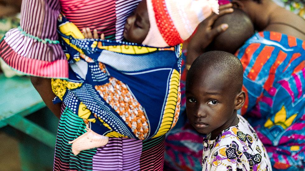 Colours of Benin