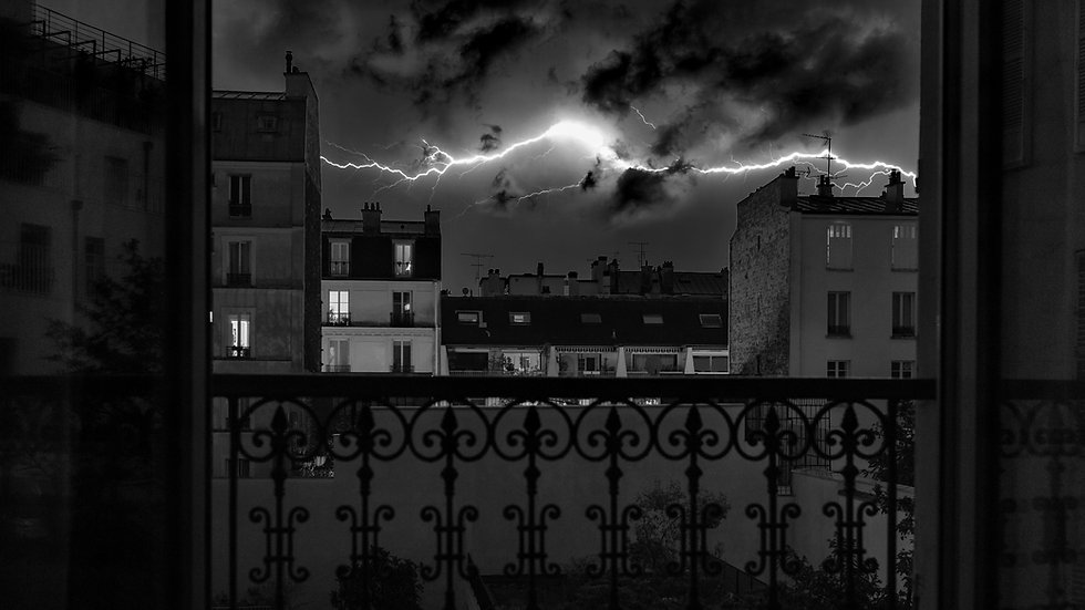 paris & Thunders