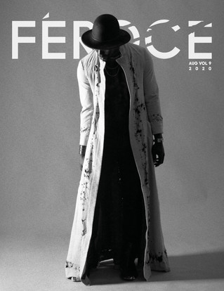 Féroce Magazine #9, August Issue