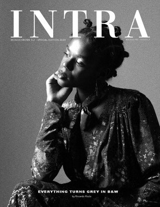 INTRA #7, Monochrome 0.2 Issue