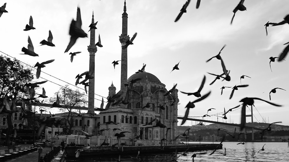 Ortaköy Outside