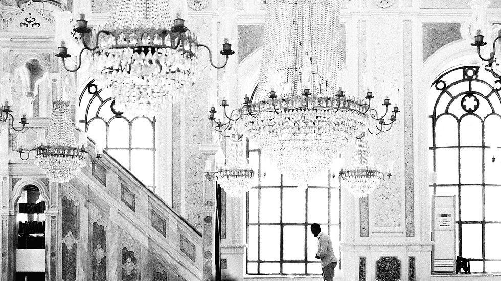 Ortaköy Inside