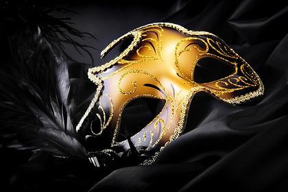 mask-gold-glitter-feathers-silk-black.jp