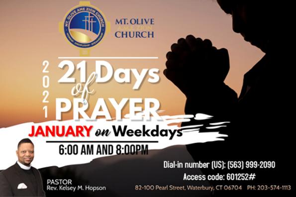 Mt olive 21 days of prayer.png