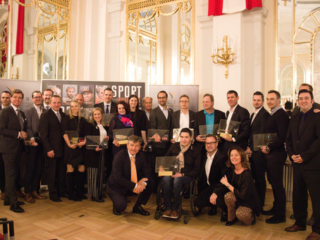VICTOR 2018: Erfolgreiche Premiere des Sport Business Preises