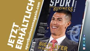 Das steht im neuen Sport Business Magazin