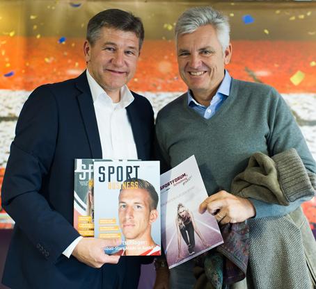 Sport Business Days im Rahmen des Sportforums Schladming