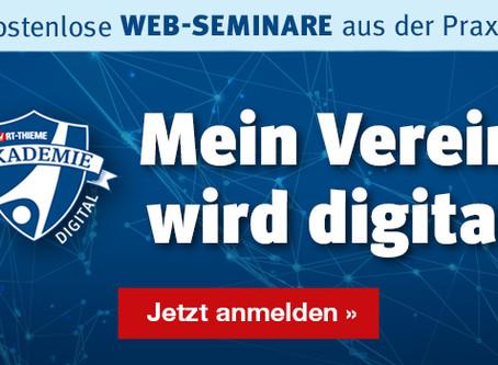 Sport-Thieme Digital-Akademie startet im Oktober 2020