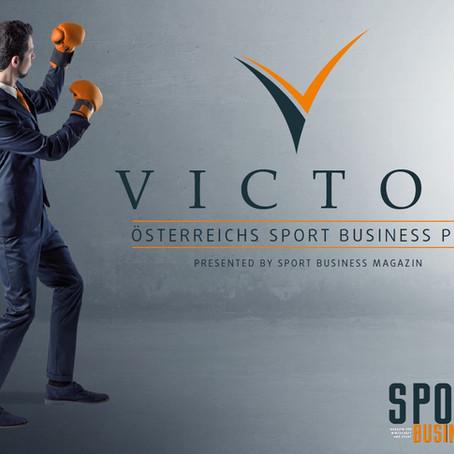 VICTOR - Österreichs Sport Business Preis