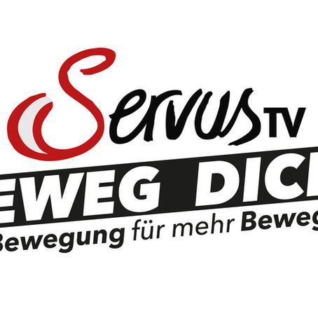 """""""Beweg dich"""" – ServusTV startet Initiative für mehr Bewegung bei Kindern und Jugendlichen"""