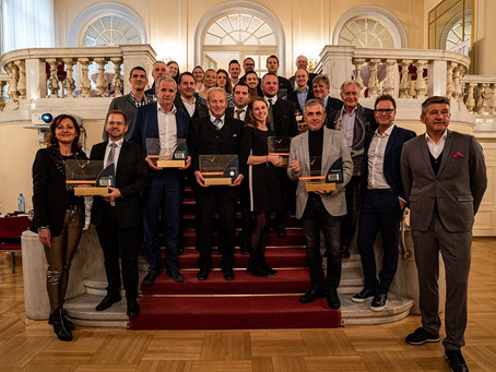 #VICTOR2019: Diana Langes-Swarovski als Sport Managerin des Jahres geehrt