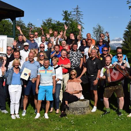 Sport Business Golf Trophy