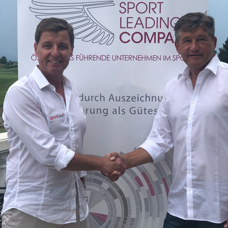 Die Österreichische Sporthilfe und Österreichs führendes Gütesiegel für die Sport & Freizeitwirt