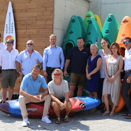Ein wunderbarer Sport Business Österreich Action Tag & Sommerfest