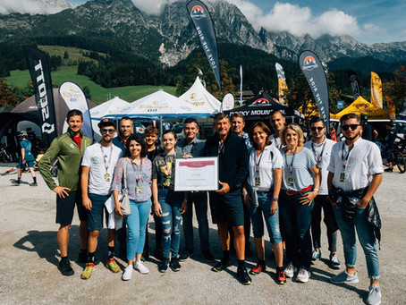 Sport Leading Day in Saalfelden Leogang: mtms GmbH zertifiziert