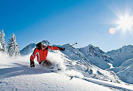 'Kulturgut' Skifahren - Umfrage: Sport macht vier von fünf Österreicher glücklich