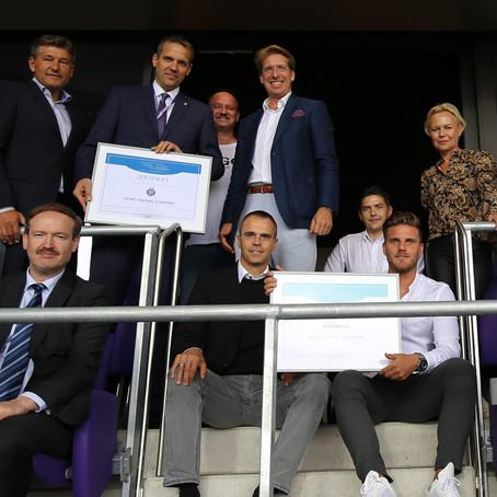 Großartiger Rahmen für Sport Leading Day – 3 neue Sport Leading Companies ausgezeichnet