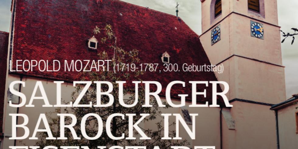 Missa solemnis von Leopold Mozart