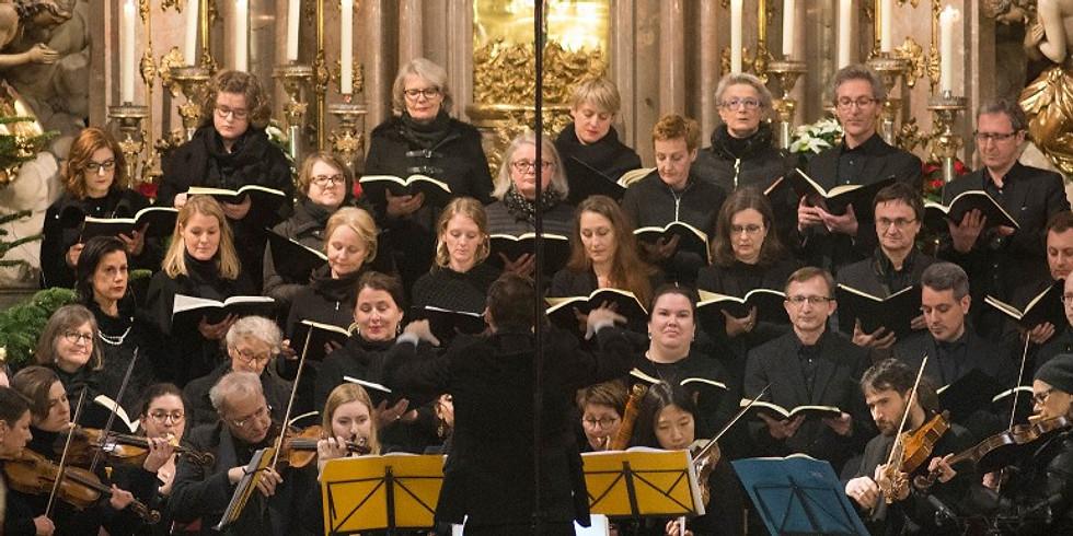Handels Messiah in der Franziskanerkirche