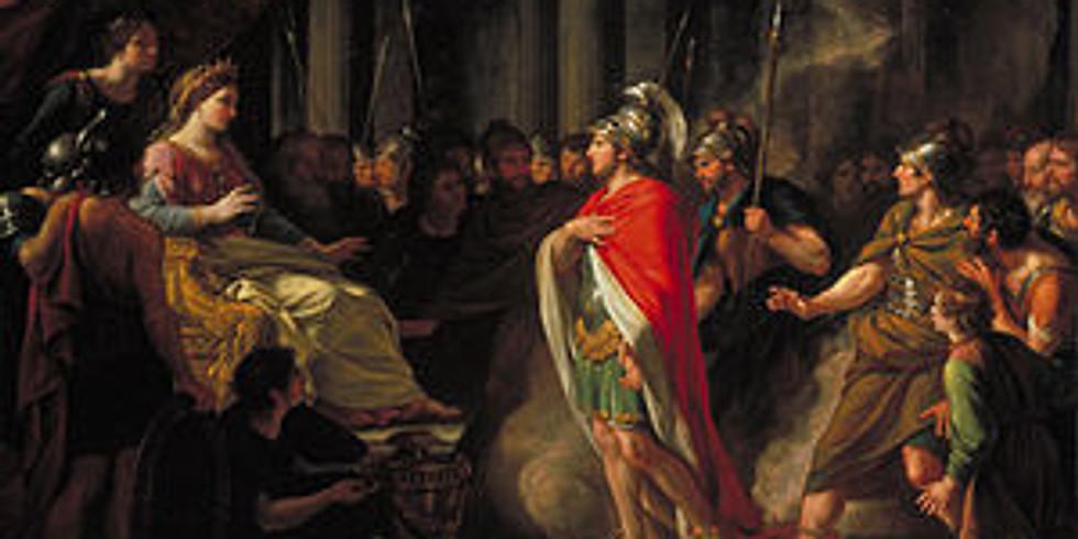 Dido & Aeneas - Sorceress