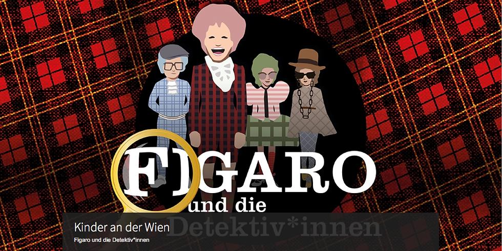 Figaro und die Detektiv*innen (3)