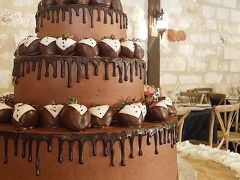 Chocolate Tuxedo