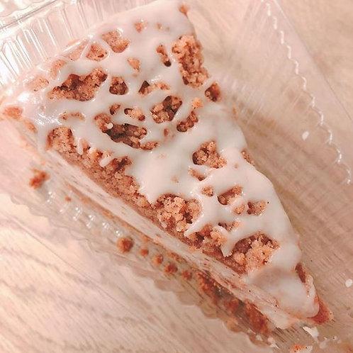 Gluten-free Coffee Cake Cheesecake