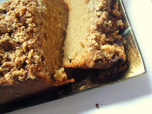 Gluten-free Coffee Cake Loaf