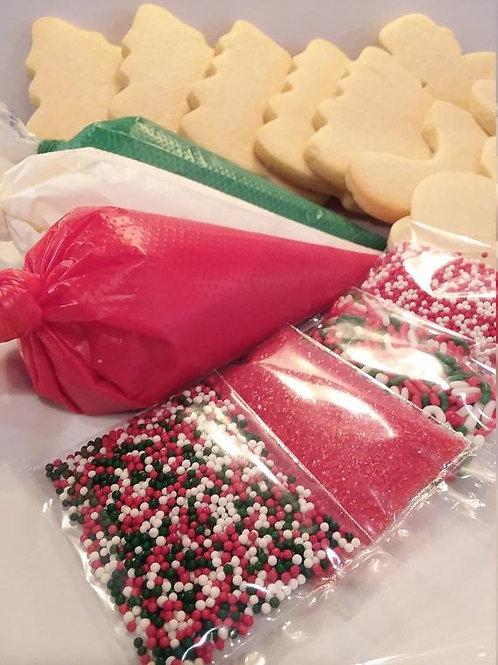 Christmas Cookie Kit