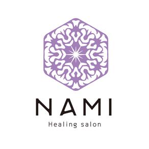 NAMI様 ロゴ&名刺デザイン
