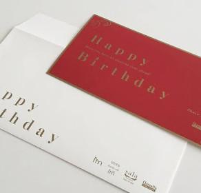 DM&Envelope Design
