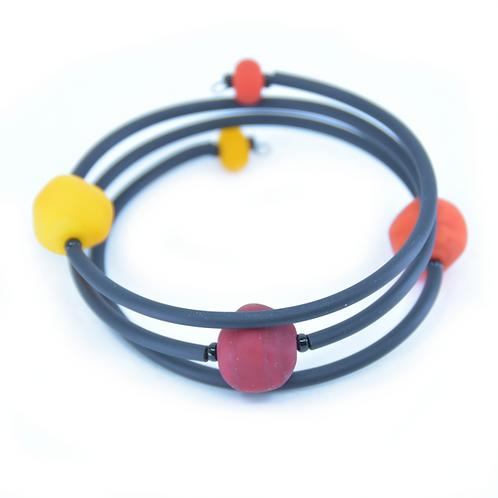 Flame Beachy Bracelet