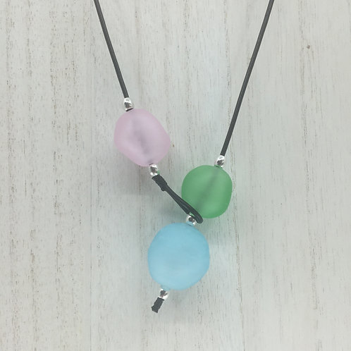 Pastel Shoreline Necklace