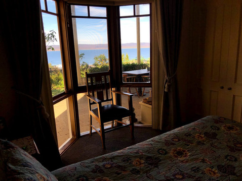 View Room - view from your bed