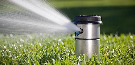 Gartenbewässerung Getriebeversenkregner
