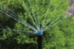 Gartenbewässerung Rotatordüsen
