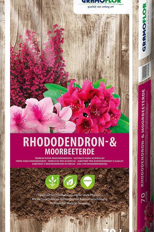 Rhododendron- & Moorbeeterde 45lt