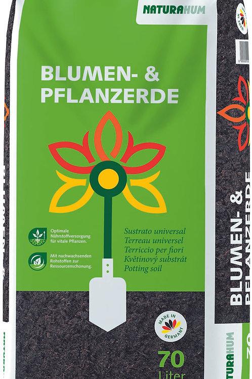 Blumen- und Pflanzerde 45lt