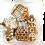 Thumbnail: Sada vánočních perníčků po 3 kusech