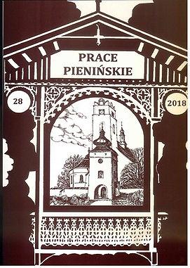 2018 -Prace Pienińskie, tom28, n. 58 egz.