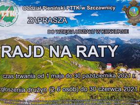 Rajd na Raty 2021 r.