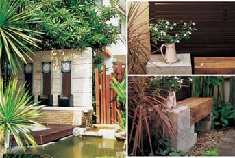 จัดสวนสวยกับบ้านและสวน