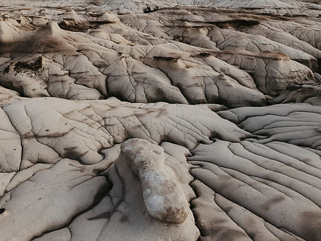 bisti badlands new mexico travel photography