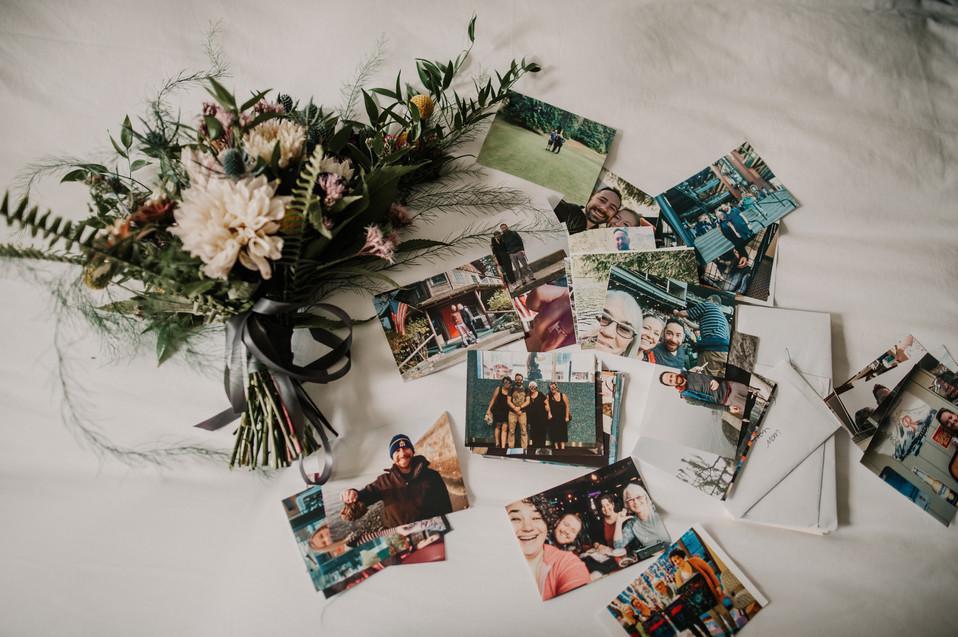 flower works bouquet adventure elopement