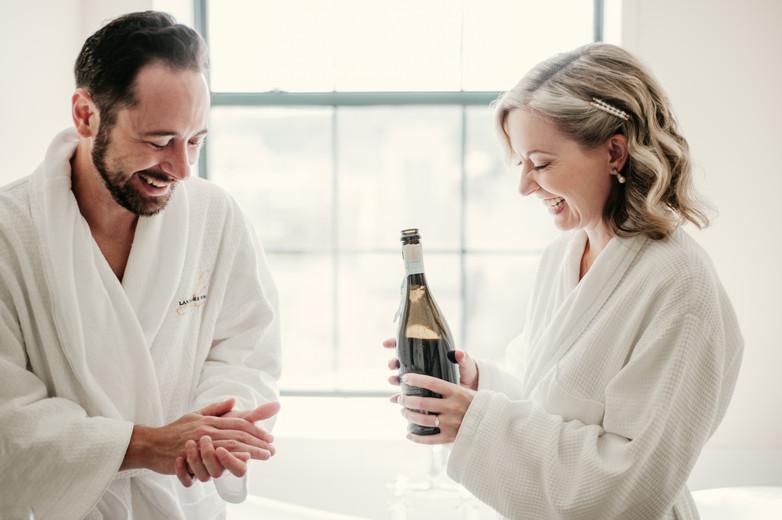 landmark inn elopement toast